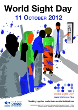 October 11, 2012 is World SightDay